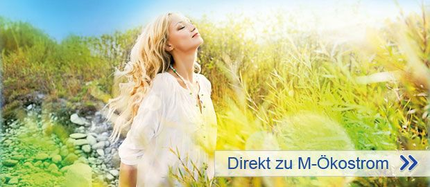 Blonde Frau in der Sonne, Foto: SWM