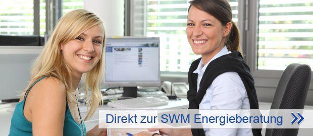 SWM Energieberatung, Foto: SWM