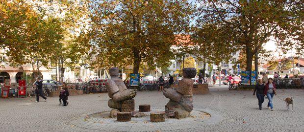 Rotkreuzplatz, Foto: Katy Spichal