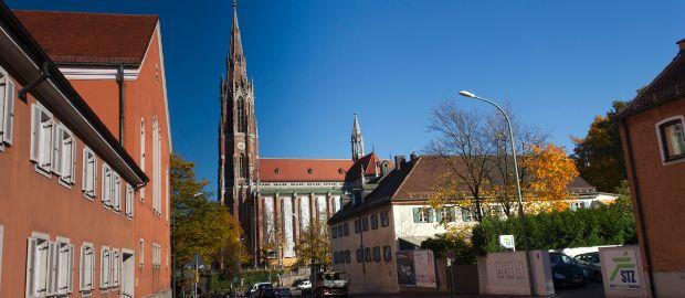 Heilig-Kreuz-Kirche in Obergiesing, Foto: Katy Spichal