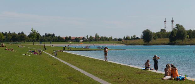Der Riemer See, Foto: Katy Spichal