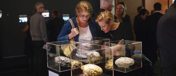 Ausstellung Geldspuren im Münchner Bank Museum, Foto: Münchner Bank Museum