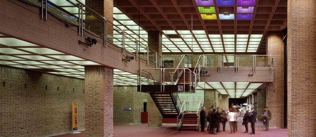 Foyer Carl-Orff-Saal, Foto: Gasteig München GmbH / Ralph Buchner, Carola Amschler