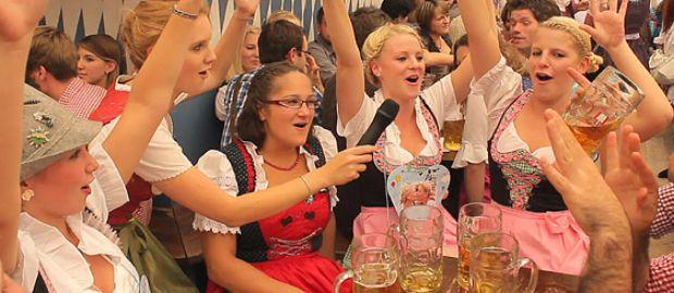 Flirten münchen party