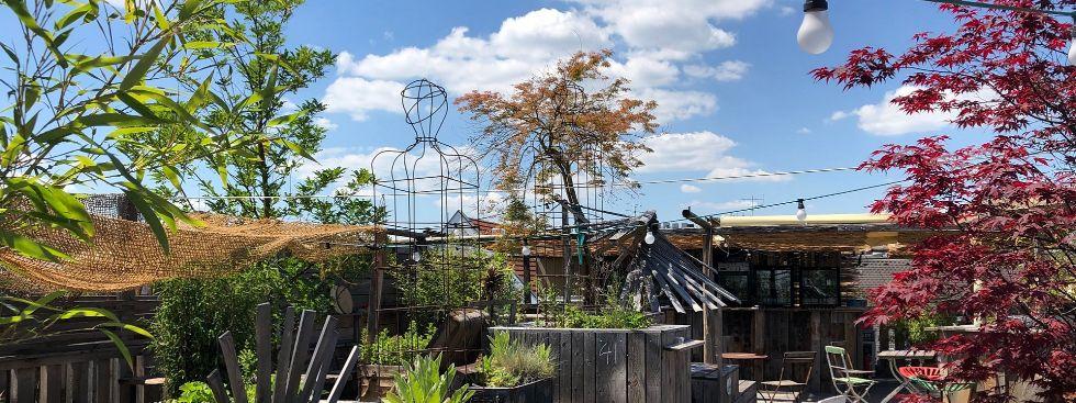 Dachgarten am Stachus, Foto: muenchen.de/Julie Teicke