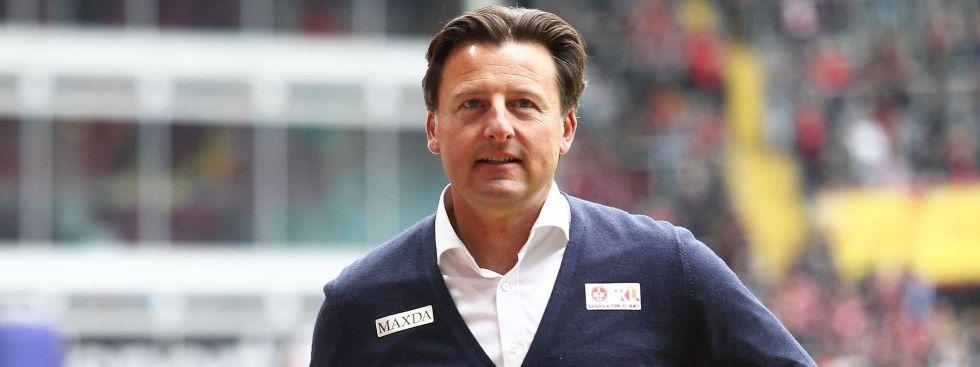 Kosta Runjaic ist Trainer beim TSV 1860 München, Foto: picture alliance / Eibner-Pressefoto