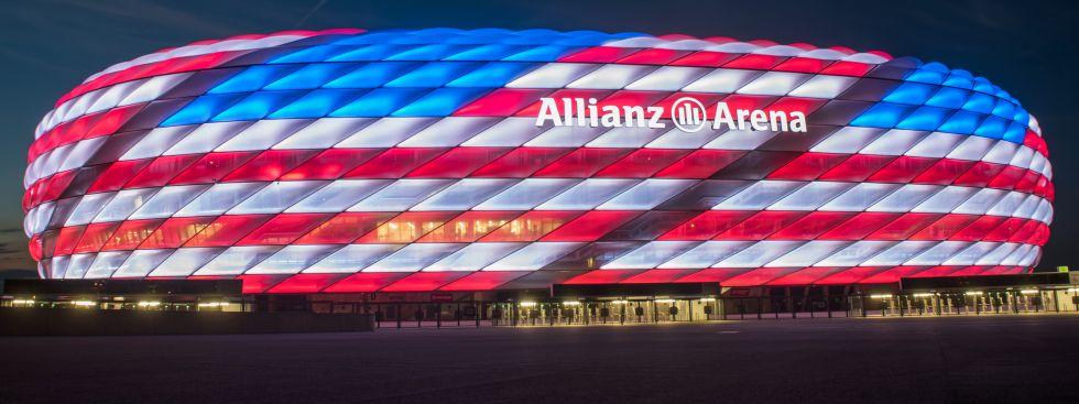 Allianz Arena Webcam