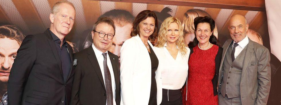 """Premiere des Films """"Unter deutschen Betten"""", Foto: 2017 Twentieth Century Fox/Petra Stadler"""