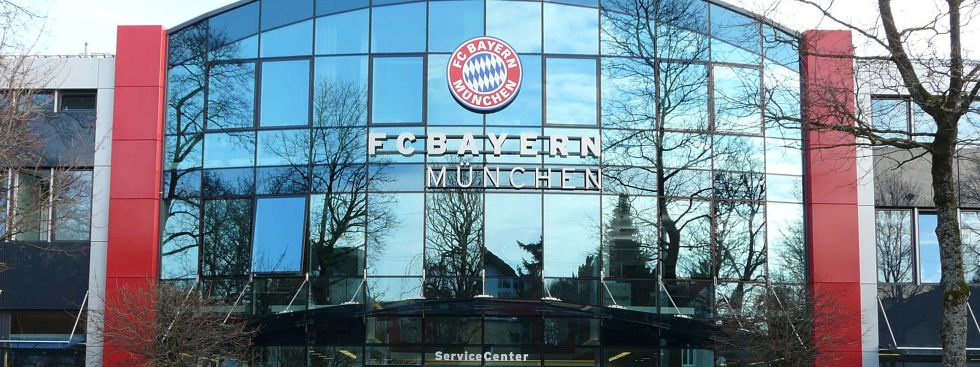 Die FCB-Zentrale an der Säbener Straße., Foto: muenchen.de/Christian Brunner