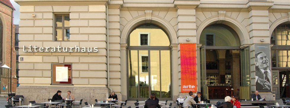 Das Literaturhaus in München, Foto: muenchen.de