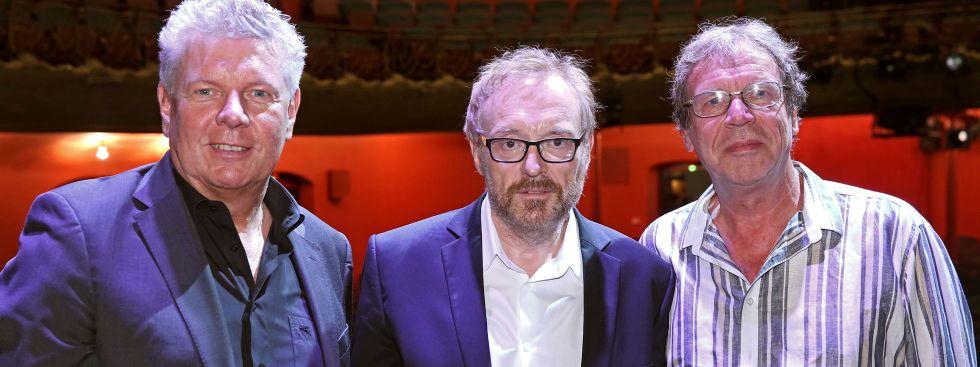 Verleihung des Dieter-Hildebrandt-Preises an Josef Hader, Foto: Michael Nagy / LHM