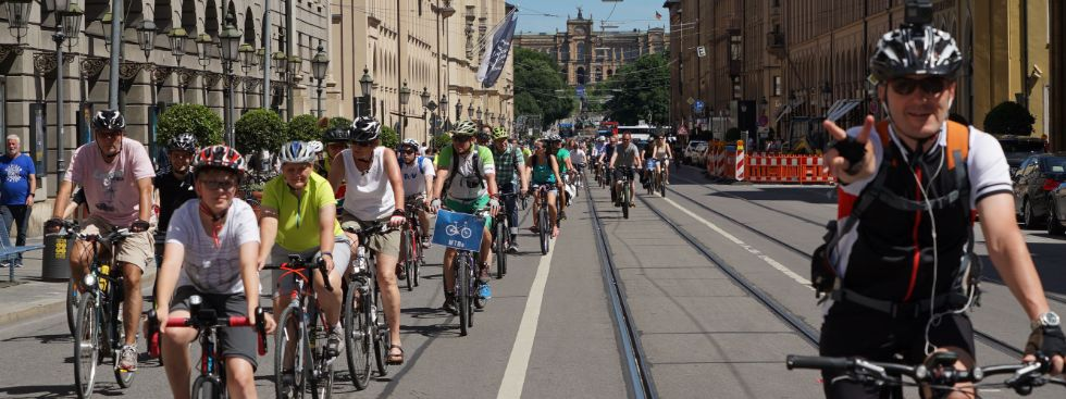 Munchen Feiert 200 Radlgeburtstag Das Offizielle Stadtportal Muenchen De