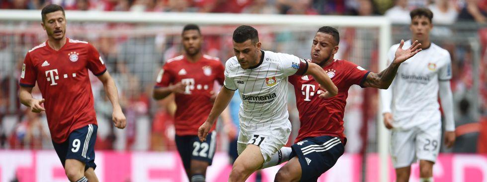 Leverkusen Gegen Bayern