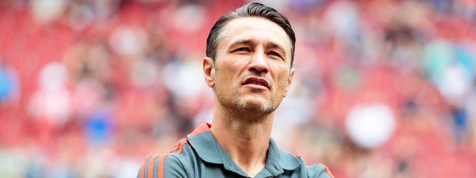 Bayern-Trainer Niko Kovac, Foto: Johann Groder/Expa/apa/dpa (Archiv)
