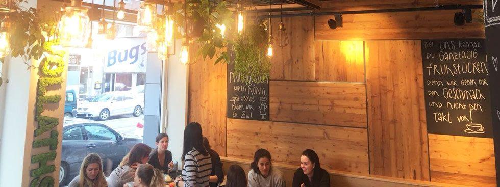 Tagescafé Vollaths in München, Foto: Vollaths