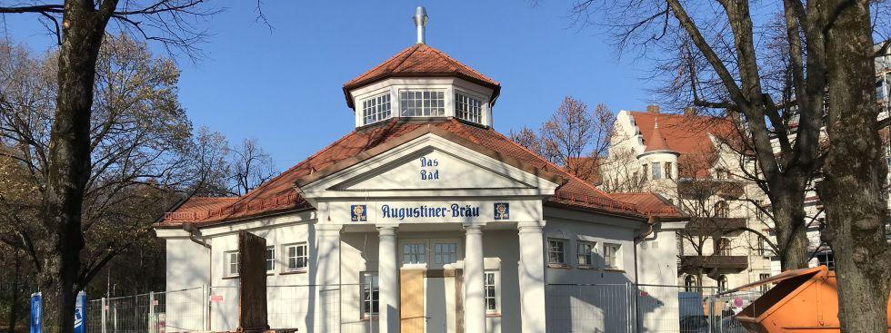 Wirtshaus Das Bad, Foto: muenchen.de/ Michael Hofmann