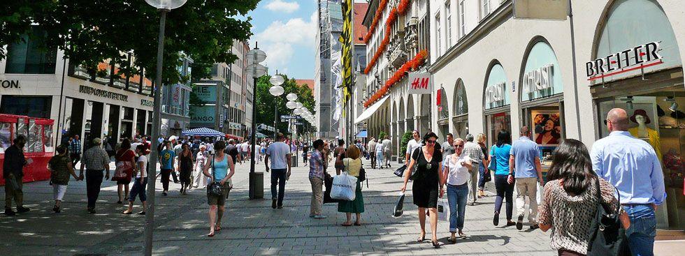 Kaufingerstraße, Foto: muenchen.de