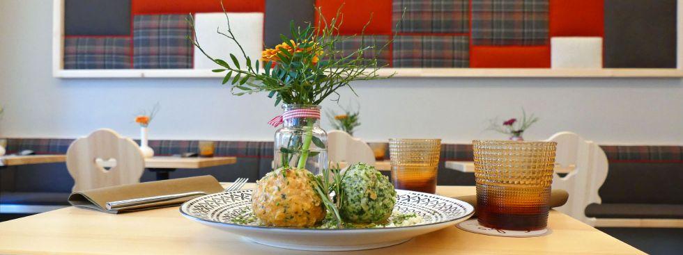 Neues Restaurant fink's Südtiroler Knödelküche, Foto: muenchen.de / Leonie Liebich