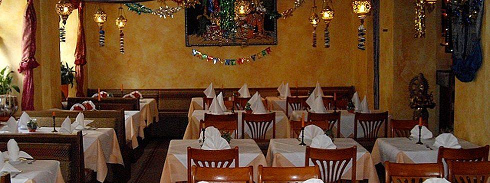 Das Indische Restaurant Ganesha in Haidhausen, Foto: Ganesha