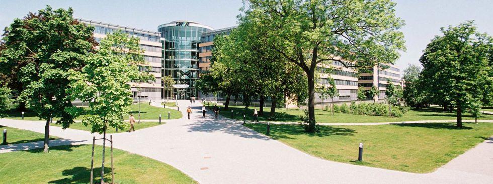 Die SWM Zentrale in München, Foto: Stefan Obermeier / SWM