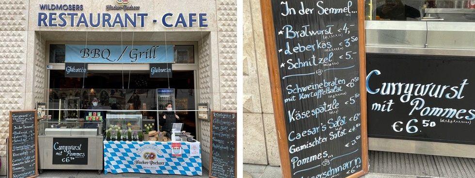 """, Foto: Wildmoser's Restaurant - Cafe  """"Am Marienplatz"""" GmbH"""
