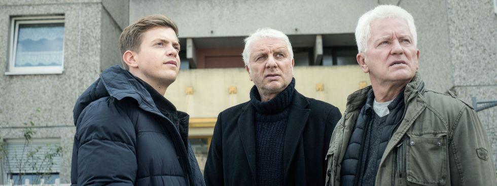 Die Münchner Tatort-Ermittler, Foto: BR/WDR/X Filme Creative Pool GmbH/Hagen Keller