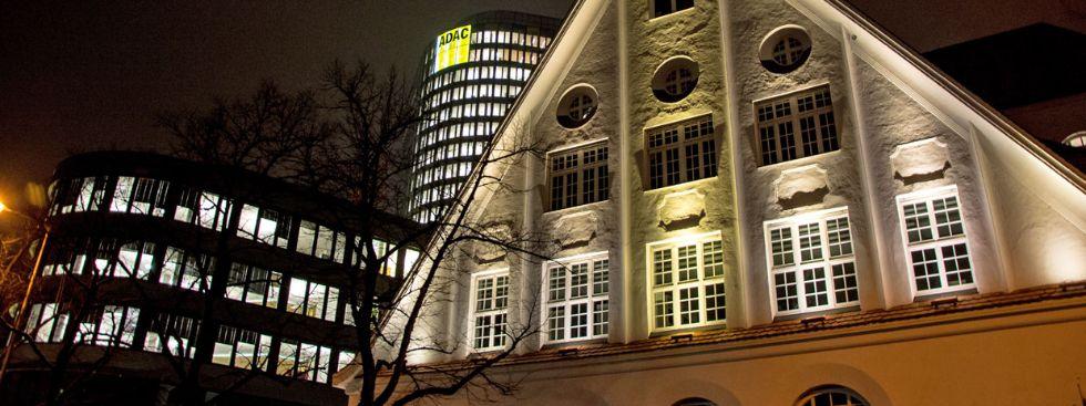 ADAC-Zentrale in München, Foto: Michael Hofmann