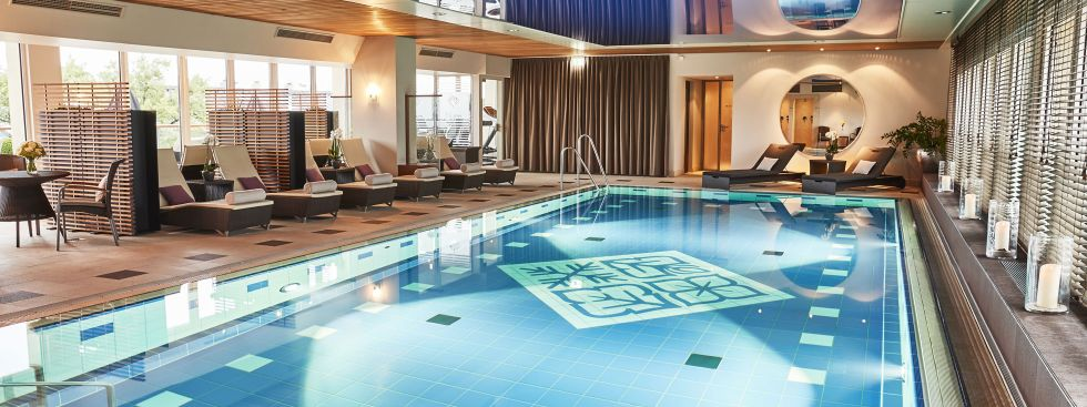 Hotel Vier Jahreszeiten Kempinski: Spa-Bereich, Foto: Hotel Vier Jahreszeiten Kempinski