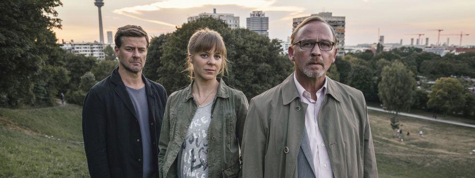 "Szenenfoto aus der Serie ""München Mord"", Foto: ZDF / Hendrik Heiden"