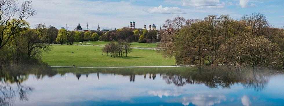 Englischer Garten, Foto: muenchen.de/Anette Göttlicher