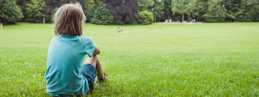 Bavariapark mit Kindern , Foto: Anette Göttlicher