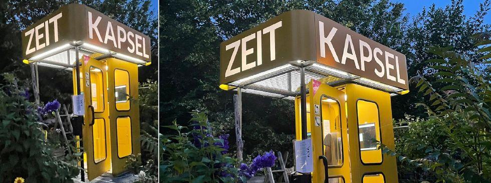 Zeitkapsel in Giesing, Foto: Matthias Becker