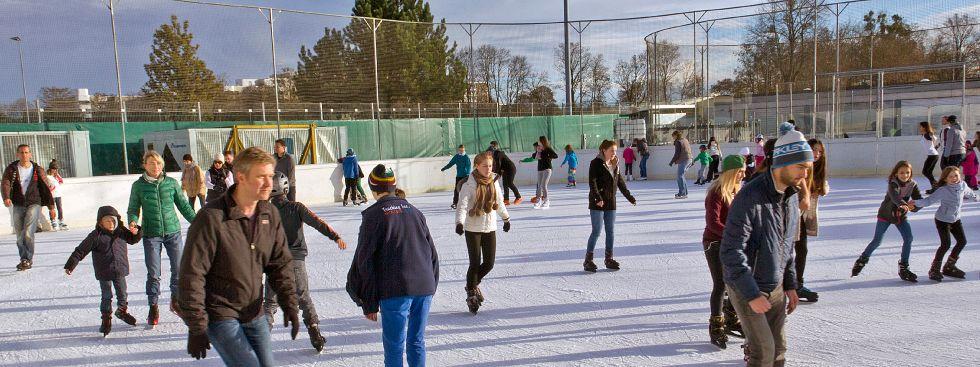 Eissportzentrum West, Foto: muenchen.de / Katy Spichal