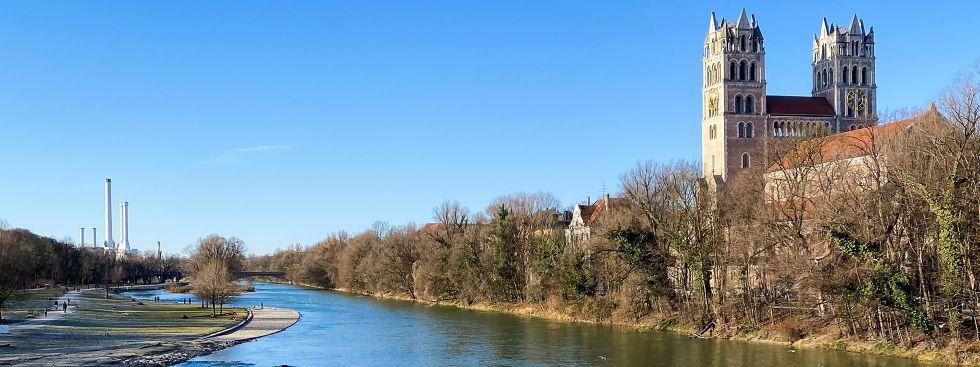 Blick von der Reichenbachbrücke, Foto: Anette Göttlicher