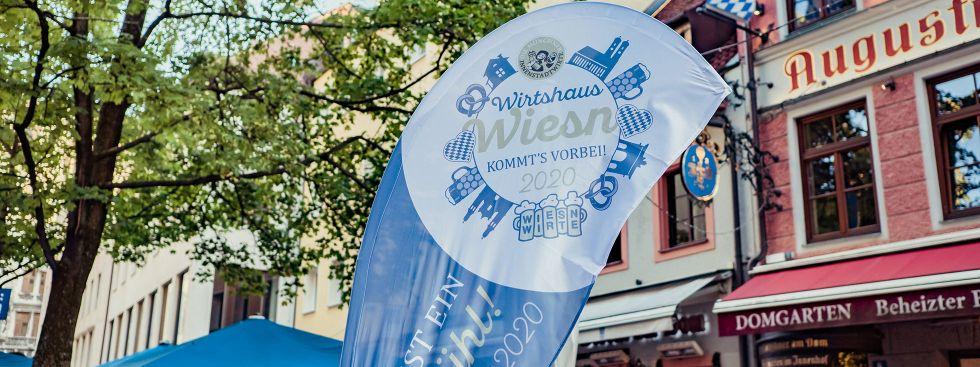 WirtshausWiesn 2020, Foto: Anette Göttlicher