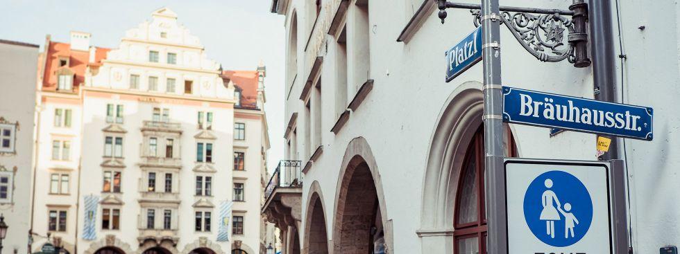 Das Platzl in München, Foto: Anette Göttlicher