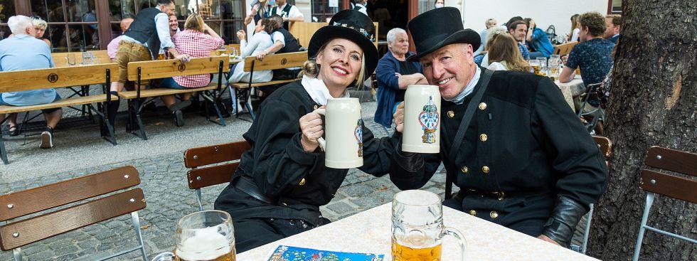 Glücksbringer aus Oldenburg: Carola und Axel Potthoff, Foto: Anette Göttlicher