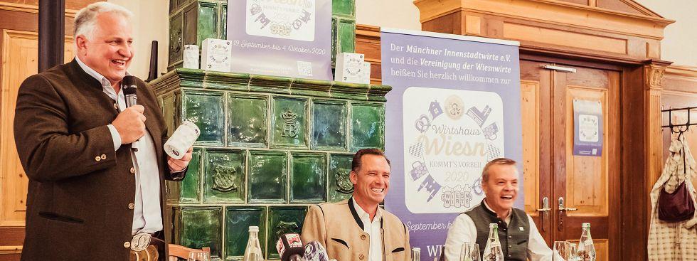 WirtshausWiesn 2020 – Kommt's vorbei! Vom 19. September bis 4. Oktober in 54 Münchner Gaststätten, Foto: Anette Göttlicher