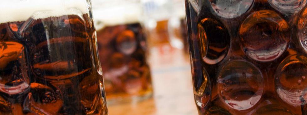 Starkbiermaßkrüge, Foto: Shutterstock