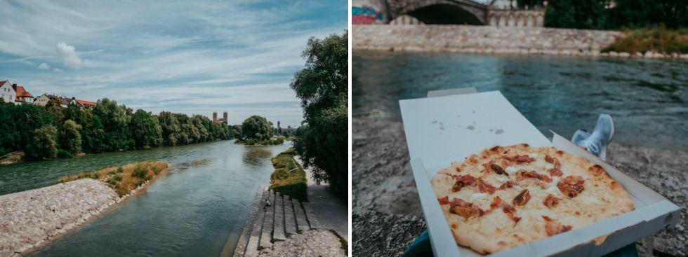 Badespots für Genießer: Restaurant Fugazi, Foto: Lukas Schirmer