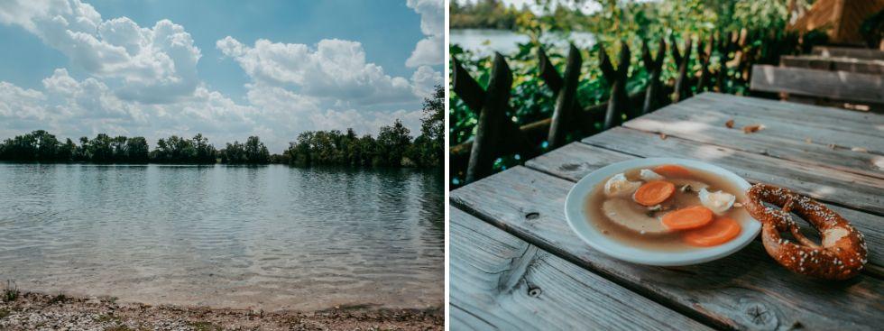Badespots für Genießer: Langwieder See, Foto: Lukas Schirmer