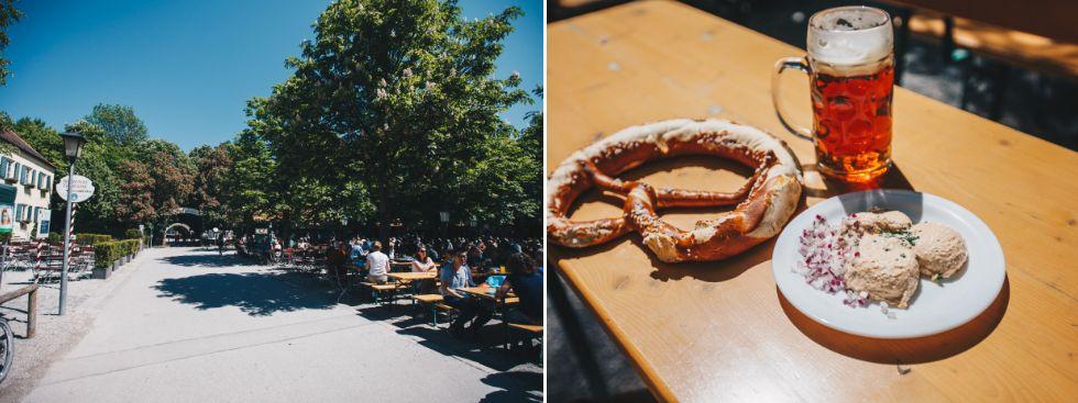 sommer, biergarten, bier, klassiker, Foto: Sebastian Lehner