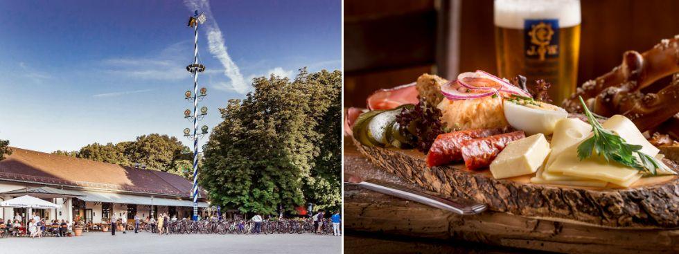 sommer, biergarten, klassiker, bier, Foto: Bavariapark