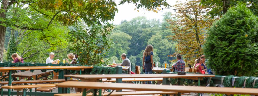 sommer, biergarten, klassiker, bier, Foto: Waldwirtschaft