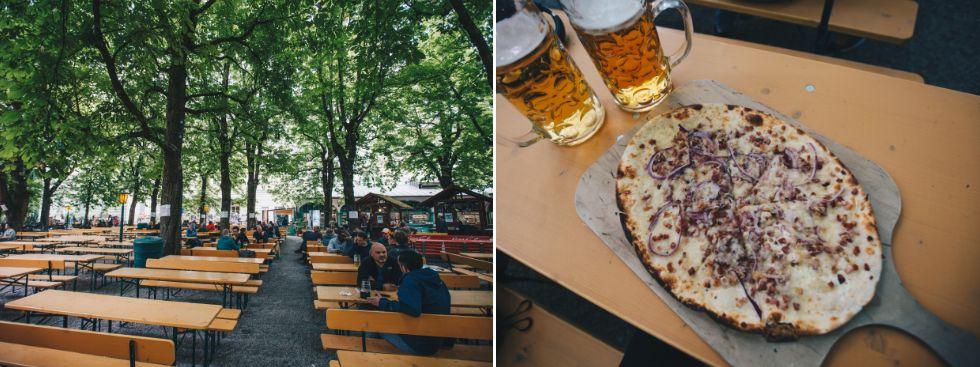 sommer, biergarten, klassiker, bier, Foto: Sebastian Lehner