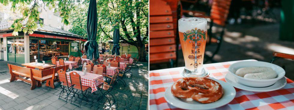 sommer, biergarten, klassiker, bier, Foto: Lukas Schirmer
