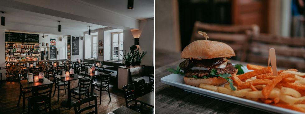 Burger & Bier, Foto: Lukas Schirmer