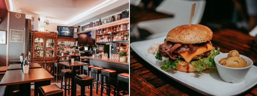 CA-BA-LU Burger Restaurant, Foto: Lukas Schirmer