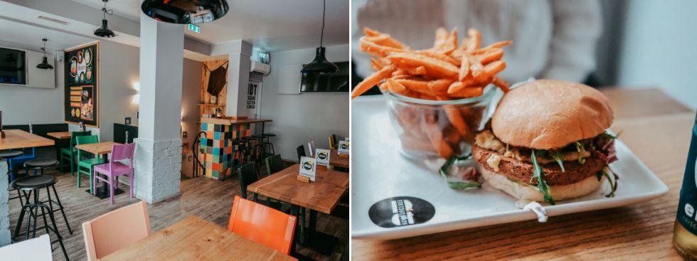 Burger: Hamburgerei, Foto: Lukas Schirmer