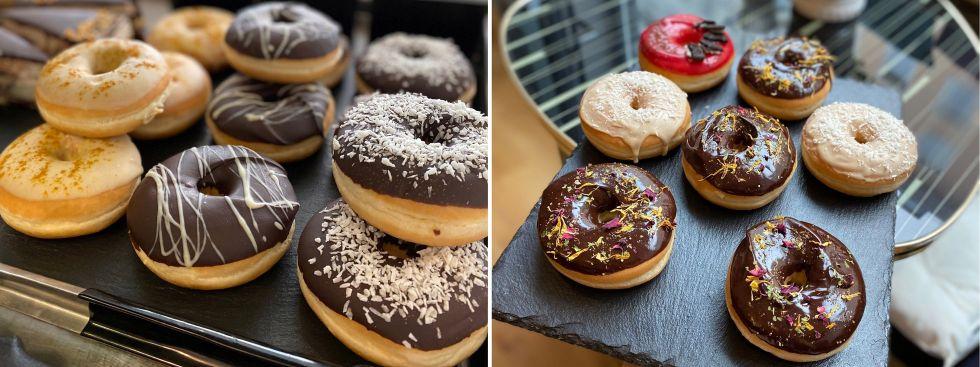 Vegane Donuts vom Mono Café, Foto: Mono Café